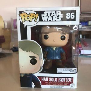 Funk pop Han Solo